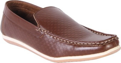 karizma shoes KZ10049Brown Loafers