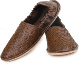 Shoetopia Mojaris (Brown)