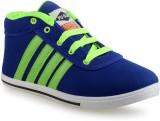 Casper Pu-Slim Casual shoe (Blue, Green)