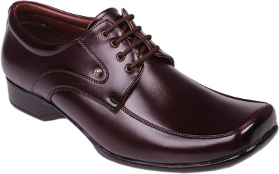 Footstamp Lace Up Shoes