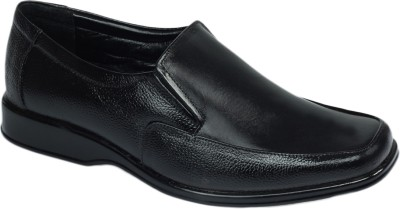 Shoe Bazar Leather Slip On Shoes