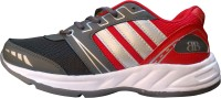 Beardboys BB Grey and Red Sports and Running Shoes Running Shoes(Red, Grey) best price on Flipkart @ Rs. 499