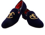 Blu Boot Ethereal Loafers (Blue)