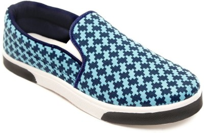 Nuke Sky Blue Casual Shoes Casuals