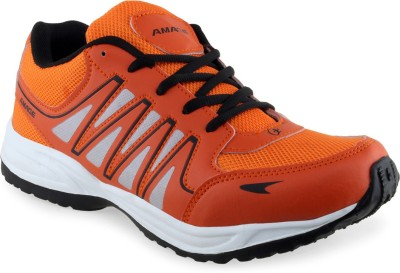 AMAGE BMW-AME-1-ORG/BLK Walking Shoes