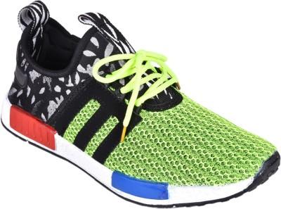 Shoebook Sport Shoes Sneakers(Green)