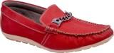 skyler Loafers (Red)