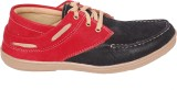 Falcon Casual Shoes (Red)