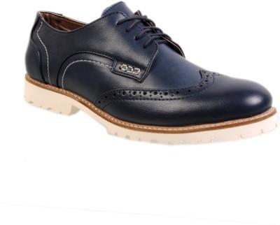 Buywell Brokeblu Casual Shoes