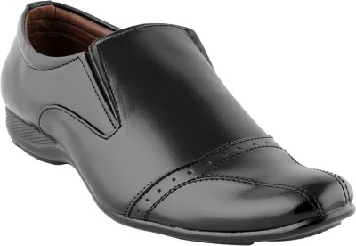 Darcey Sed-Ch-5007-Black Slip On Shoes
