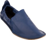 Belleza Mens Casual Loafers (Blue)
