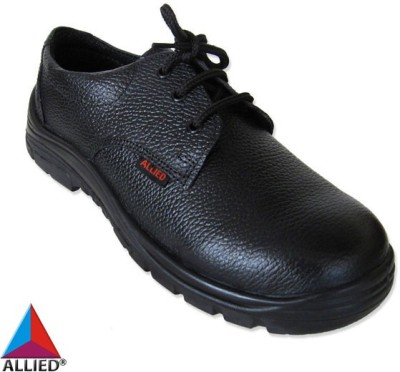 ALLIED ALF1100 BLACK SAFETY SHOE Corporate Casuals