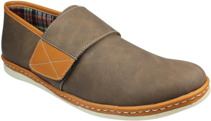 Maayas EM 52 Brown LoafersBrown SHOEKSPWRXNUKGEH