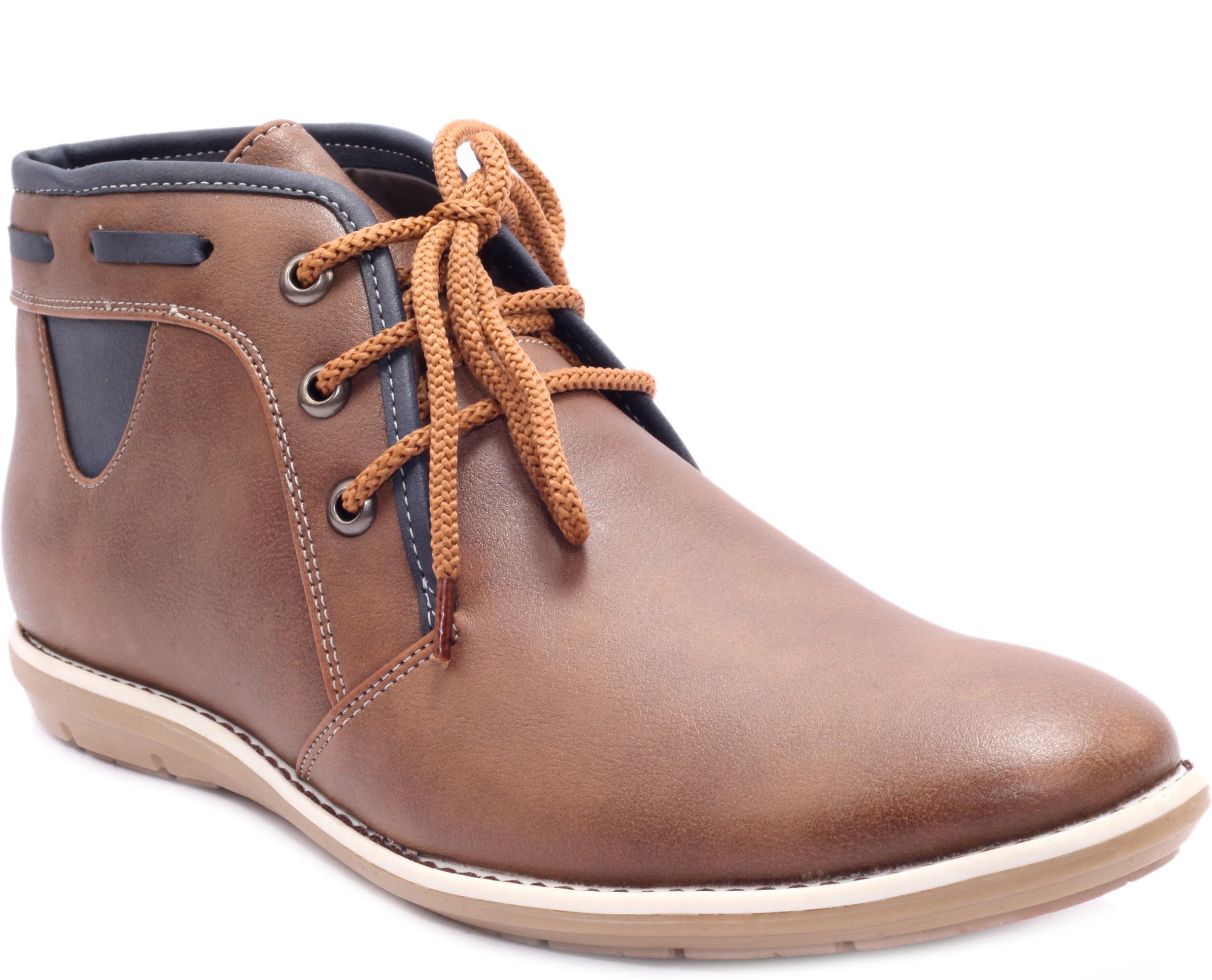 J Roland Vin Diesel Bin Camel Boots(Khaki)