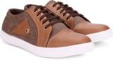 Vulcan Knight Sneakers (Brown)