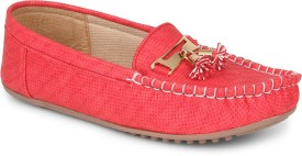 Stepee Loafers(Red)