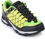 Action Shoes Running Shoes (Green, Yello...