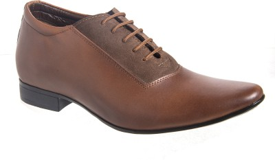 Celby Elevator/Height Increasing Formal Shoes Lace Up