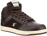 Sparx Running Shoes (Brown)