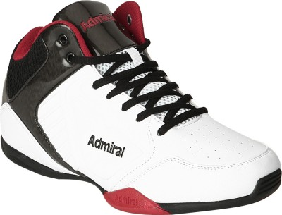 Admiral Karl Basketball Shoes(White)