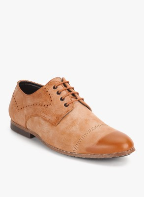 San Frissco EC 6550 Lace Up(Tan)
