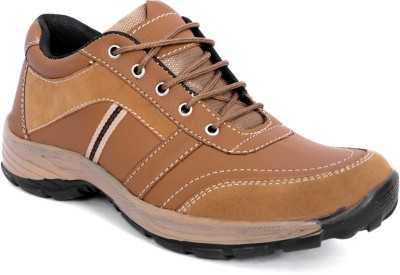 Woodlark Brown Synthetic Casual Shoe Casuals