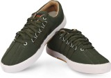 Unistar 5001 Canvas Shoes (Green)