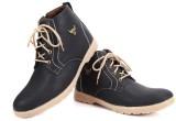 100 Walker Boot Marker Boots (Black)