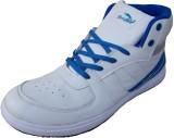Triqer 742 Basketball Shoes (White)
