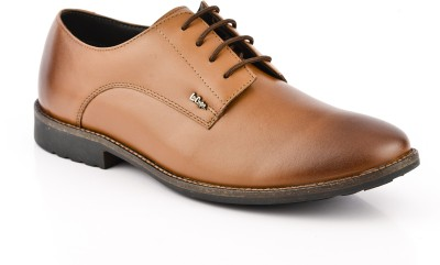 Lee Cooper Lace Up(Tan)