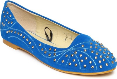 Dressberry Bellies(Blue) at flipkart