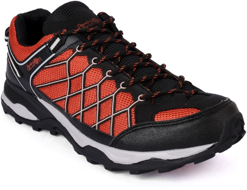 Action Running ShoesBlack Red