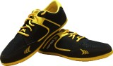 Mayor Casual Shoes (Black, Yellow)