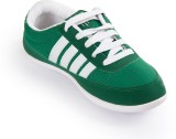 Asian Shoes Amaze Canvas Shoes (Green, W...