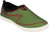 Marc Miguel Slip On Casuals (Green)