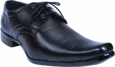 Monk Lace Up Shoes