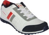 Trywell Running Shoes (Red, Red)
