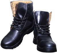 A.S. Sports Boots(Black)