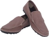 Aura Shoes 8807 Casuals (Brown)