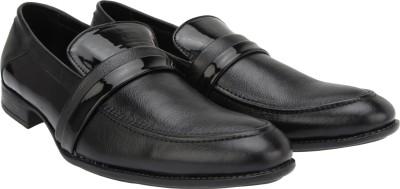 Brigit Party Shoes Black Slip On