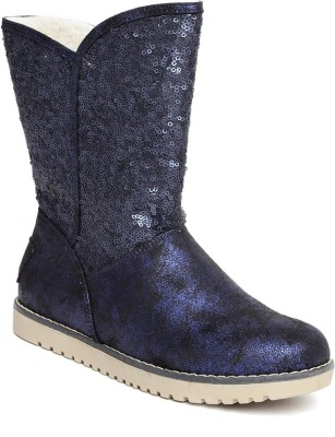 Roadster Boots(Navy)