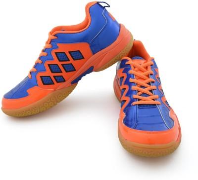 Vector X CS-2010 Badminton Shoes(Blue, Orange)