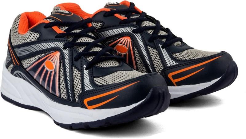 Corpus Density Running ShoesBlack Orange