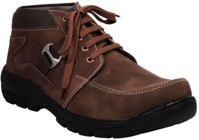 Demkas Brown Outdoor shoes Outdoors