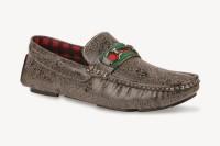 Bacca Bucci Men Black Leather Loafers best price on Flipkart @ Rs. 1079