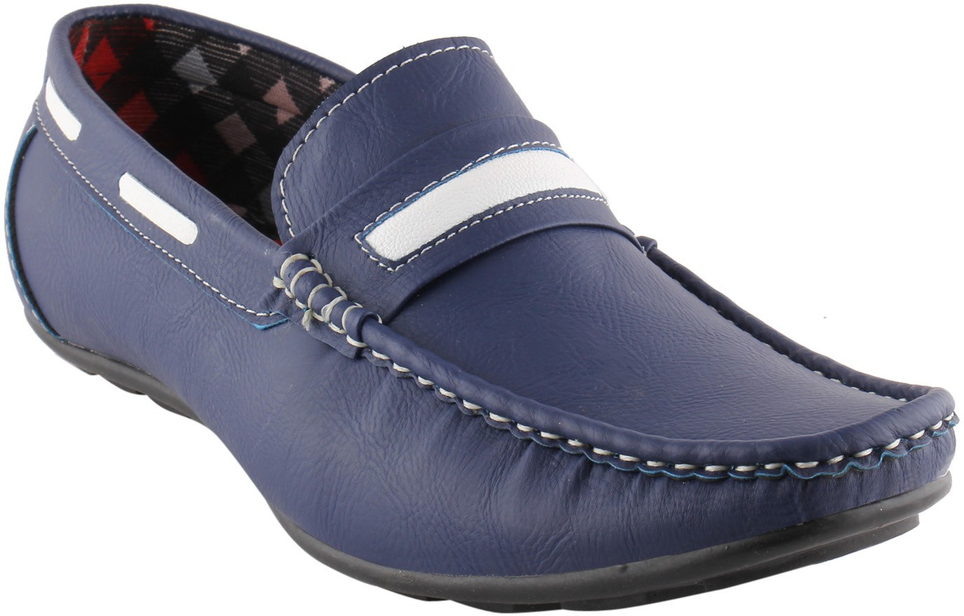 Look & Hook Loafers(Blue)