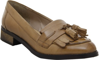Hats Off Accessories Tan Loafers