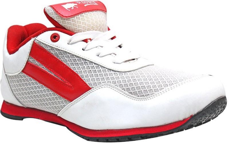 Port Dwon-Shifter Tennis Shoes(Red)