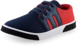 Navchetan Red Br1 Casuals (Red, Blue)
