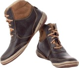 tZaro Boots (Brown, Tan)